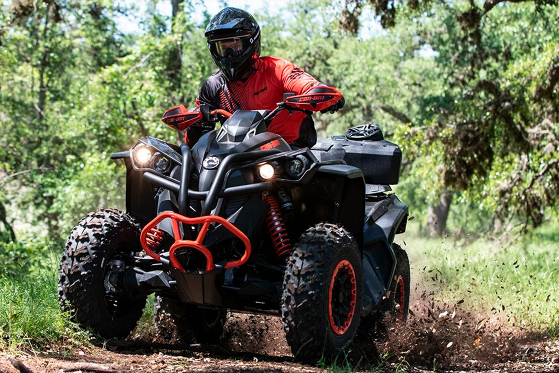 quad can-am renegade nuevo modelo 2020