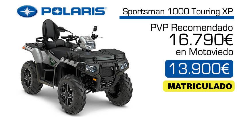 Polaris Sportsman XP 1000 Oferta yprecio