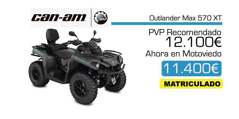 Oferta quad Can-am 570 XT